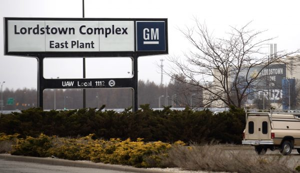 GM Lordstown Complex - East Plant (Jeff Swensen/Getty Images)