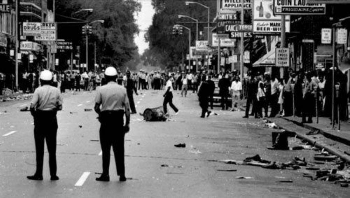 Detroit, 1967 - Public Domain
