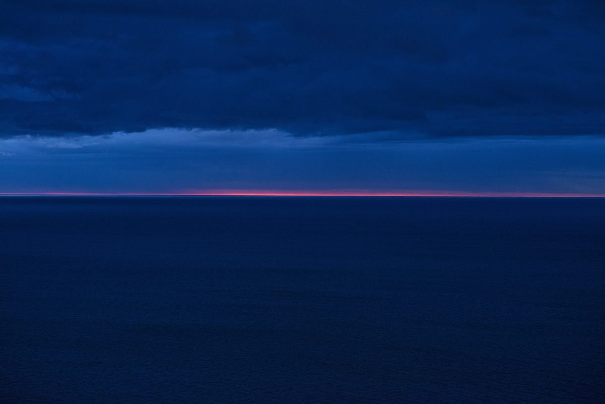 DeGrane - Dawn Over Lake Michigan