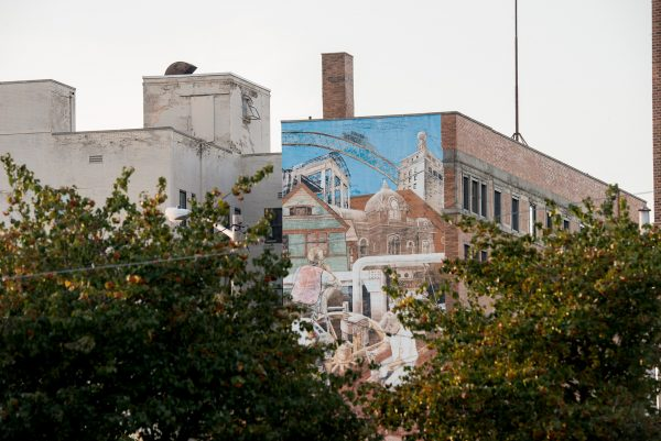 Flint Mural - USDA (Public Domain)