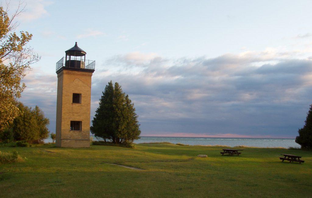 Braunschweiger - Sunset on Little Bay du Noc