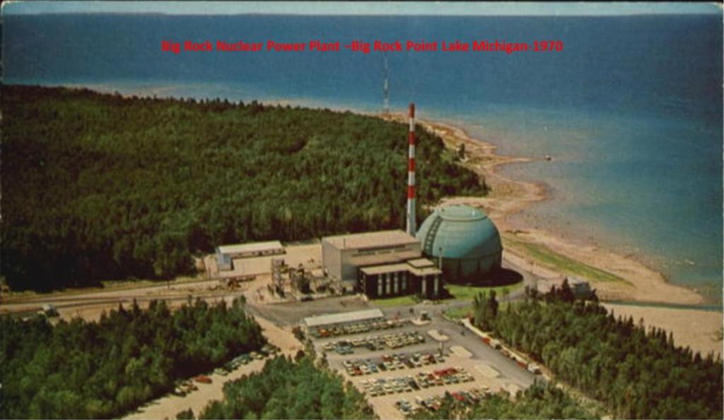 Big Rock Nuclear Power Plant - Eugene Vidocq