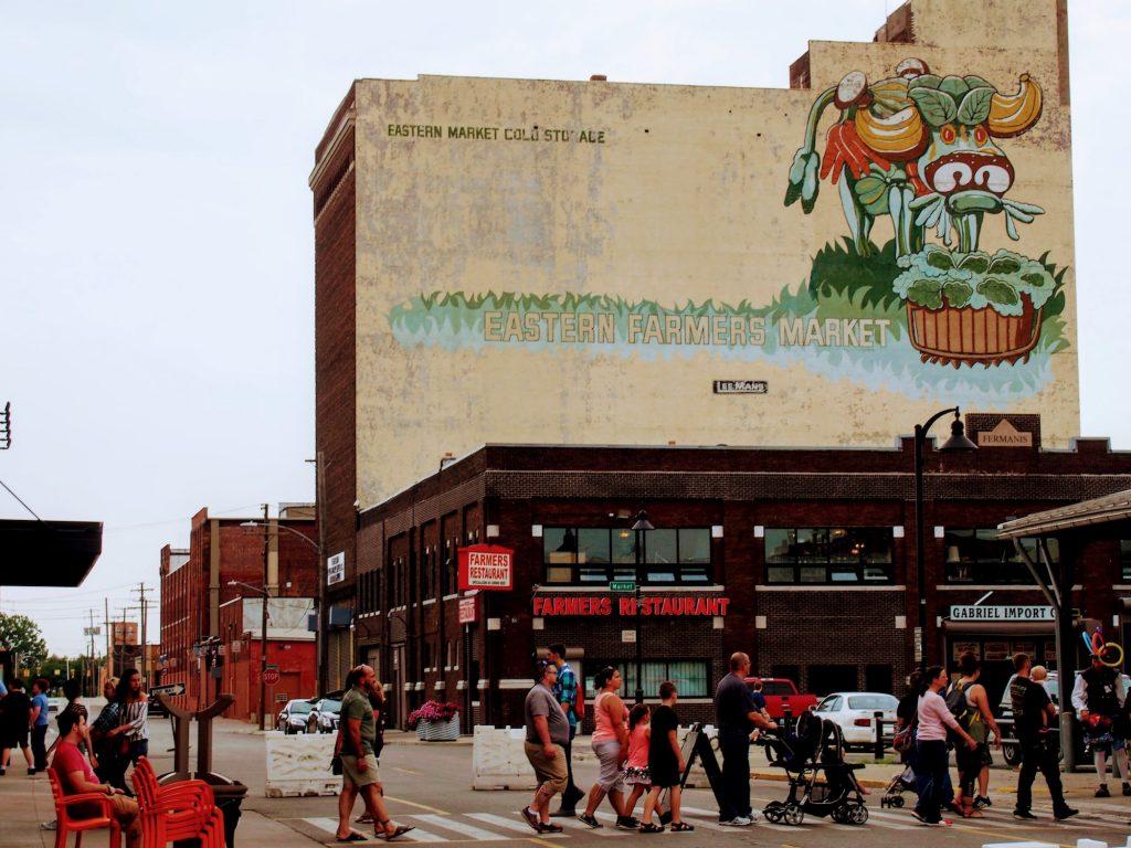 Daniels - Detroit Eastern Market 1