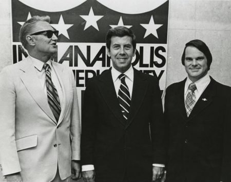 Hasbrook, Lugar, Carroll, Indianapolis