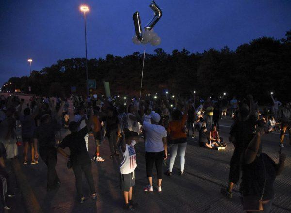 Bongardino-Rose Protest Highway