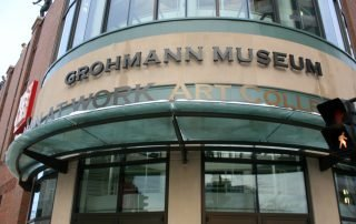 Jannene - Milwaukee Grohmann Museum