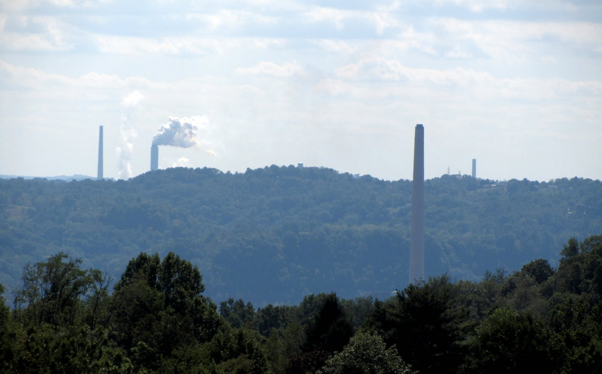 Dawson - Ohio Valley Smokestacks