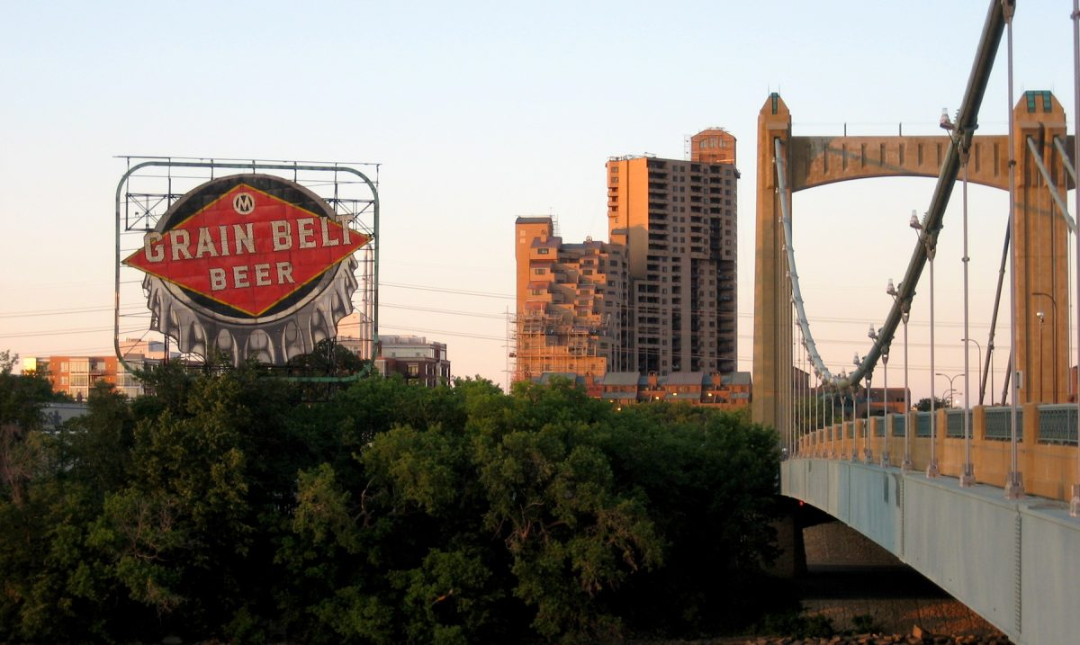 Yunker - Grain Belt Billboard