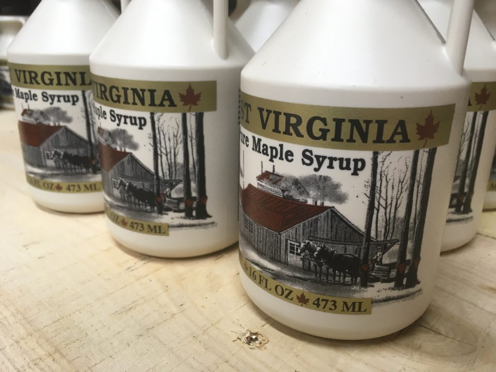 Boles - Ohio Valley maple syrup