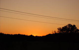 Flickr ckay image - sunset