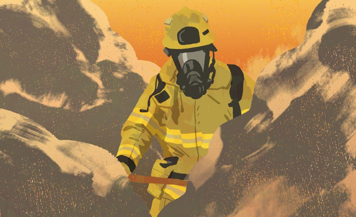 David Wilson - firefighter
