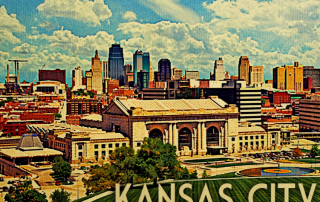 Kansas City Postcard