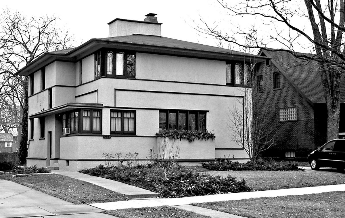 Love - Frank Lloyd Wright in Chicago