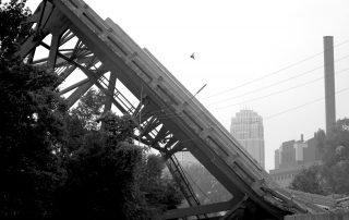 Webster - I-35 W Bridge