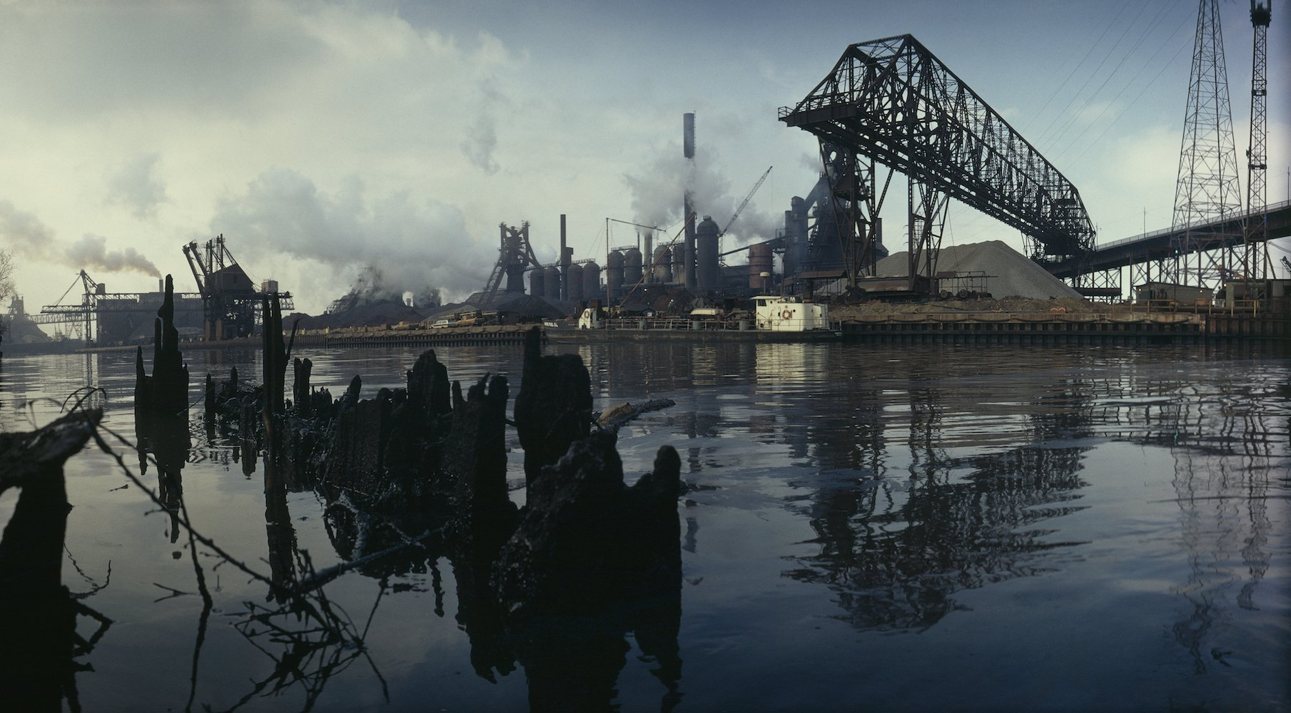 Oral Histories of the 1969 Cuyahoga River Fire