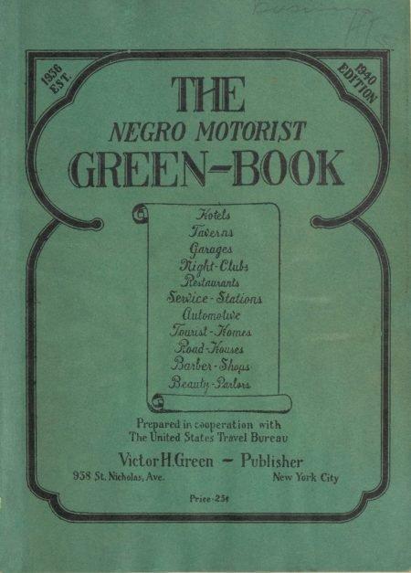 NYPL - Green Book