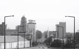 Downtown Youngstown - Looking North