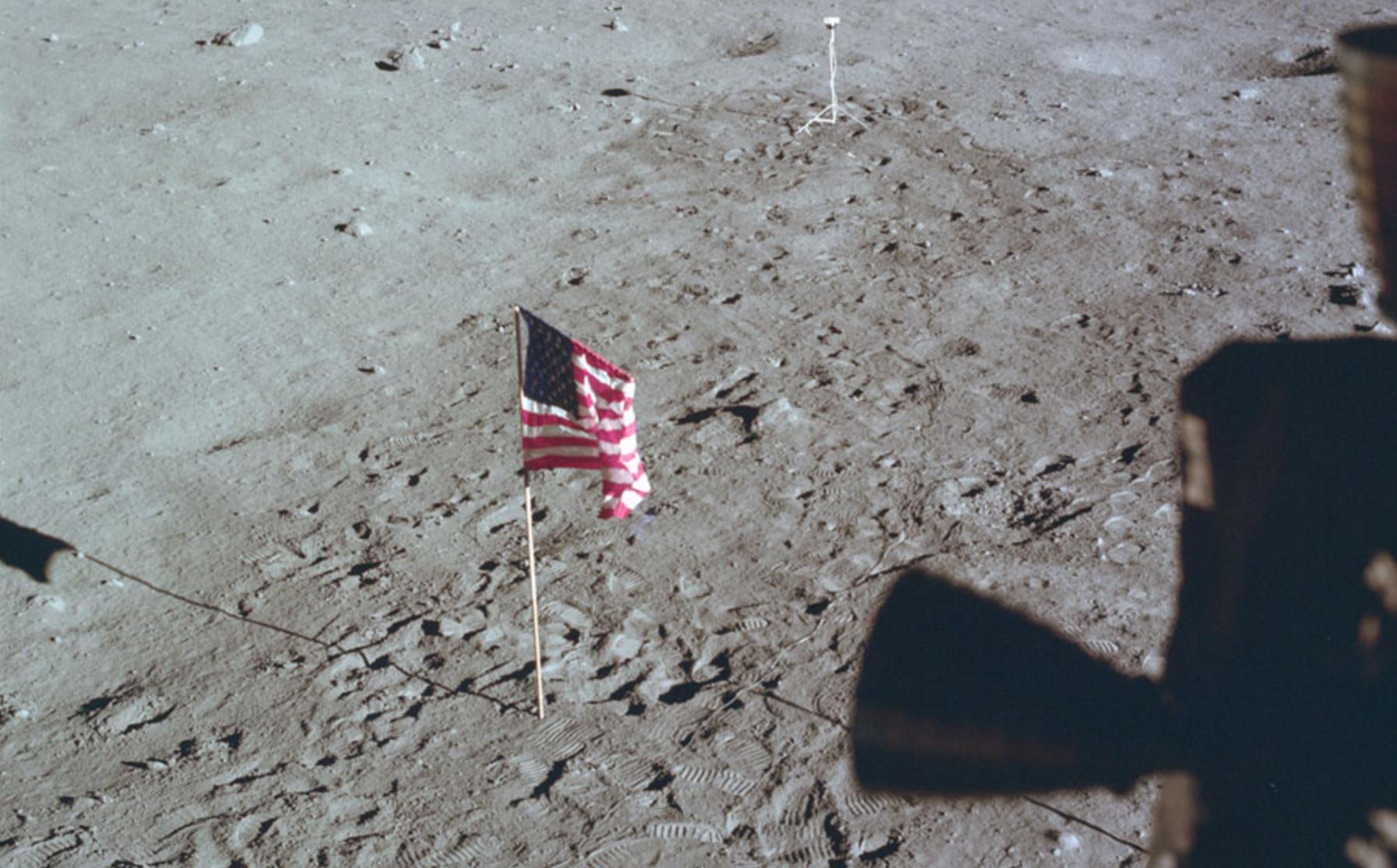NASA - Moon Surface