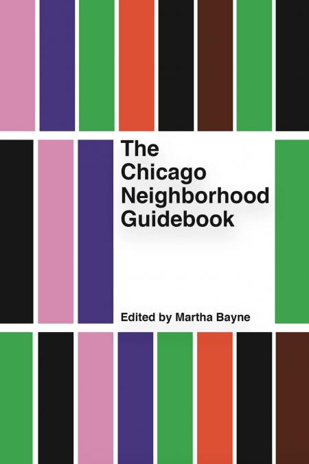 Chicago Neighborhood Guidebook - Cover