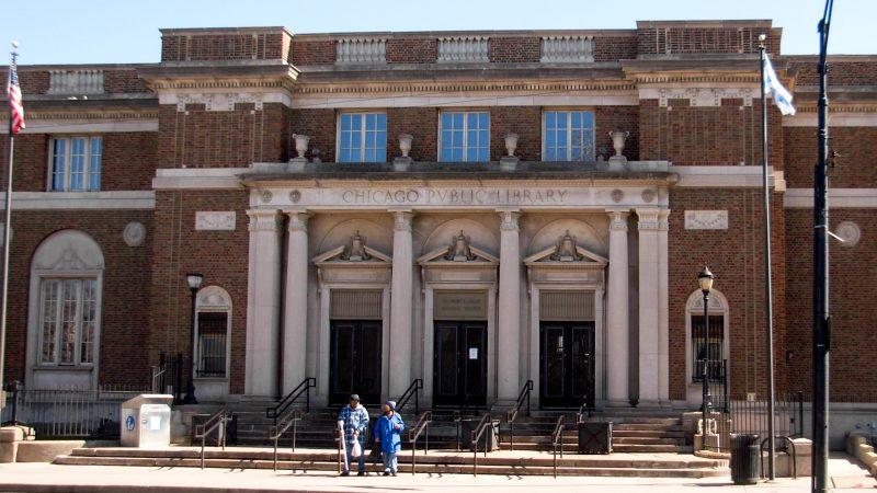 Henderson - Legler Library