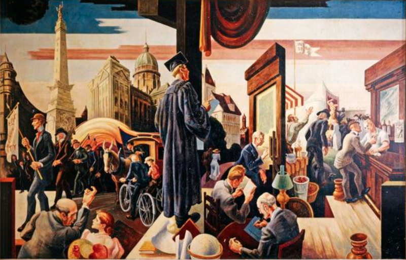 Social History of Indiana - 1