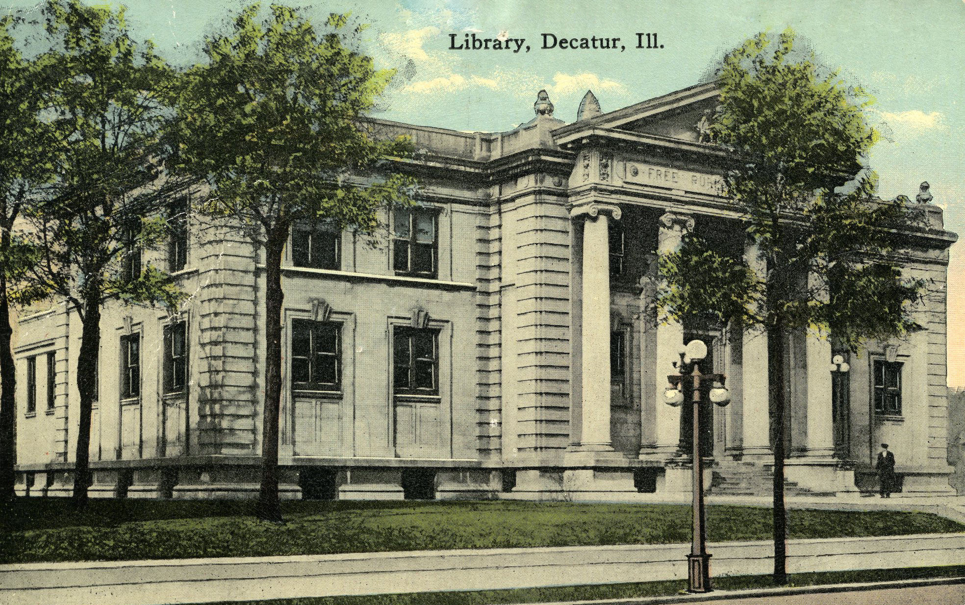 The Enduring Legacy of Decatur's Carnegie Library