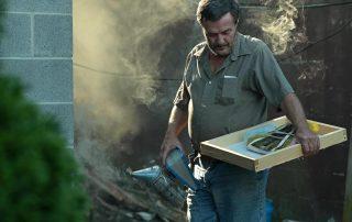 Wheeling Island beekeeper
