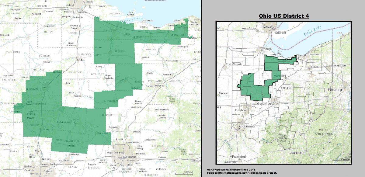 Ohio U.S. Congressional District 4