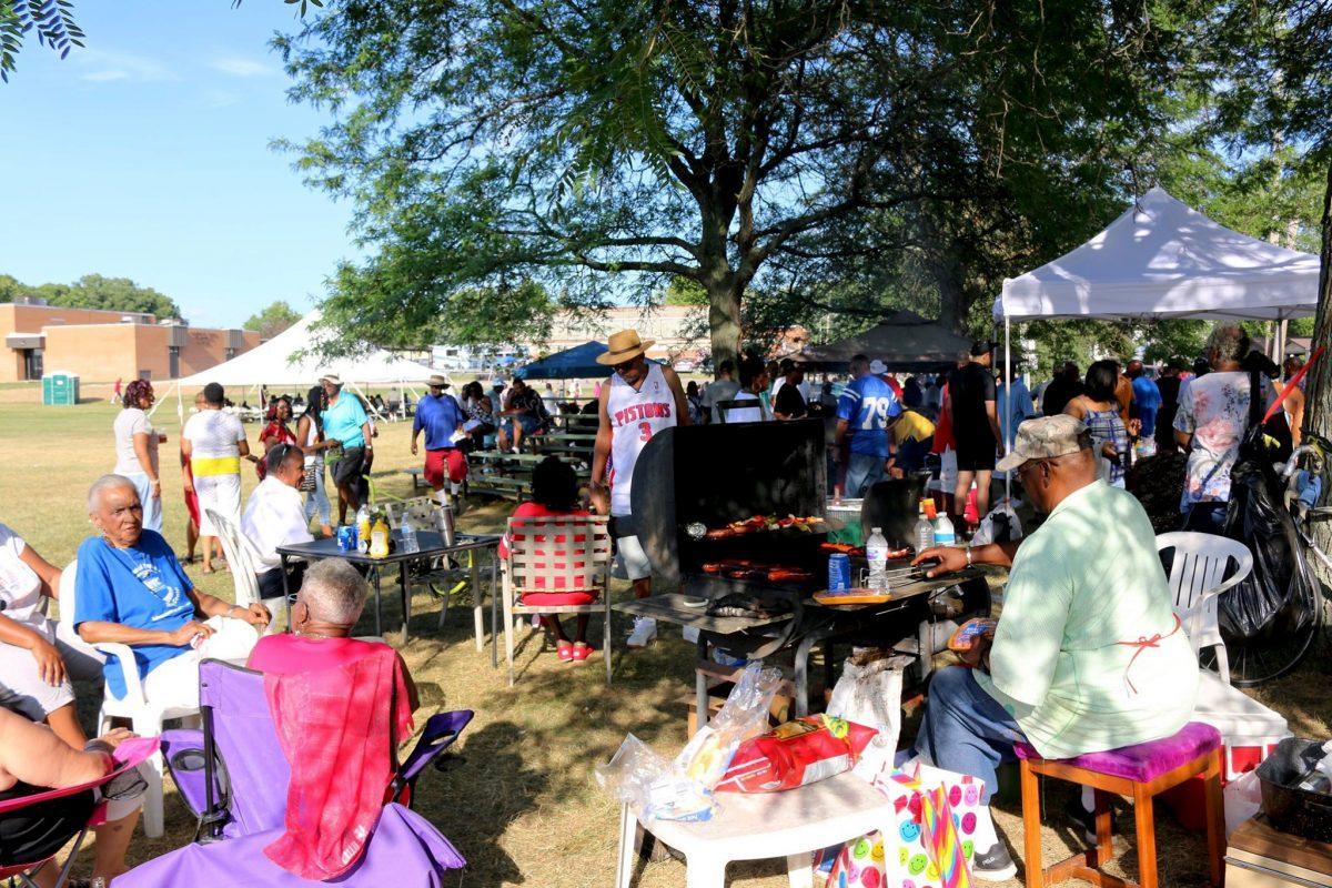 Southside Reunion - Flint, Michigan