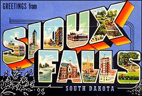 Call for Submissions: A Sioux Falls Anthology