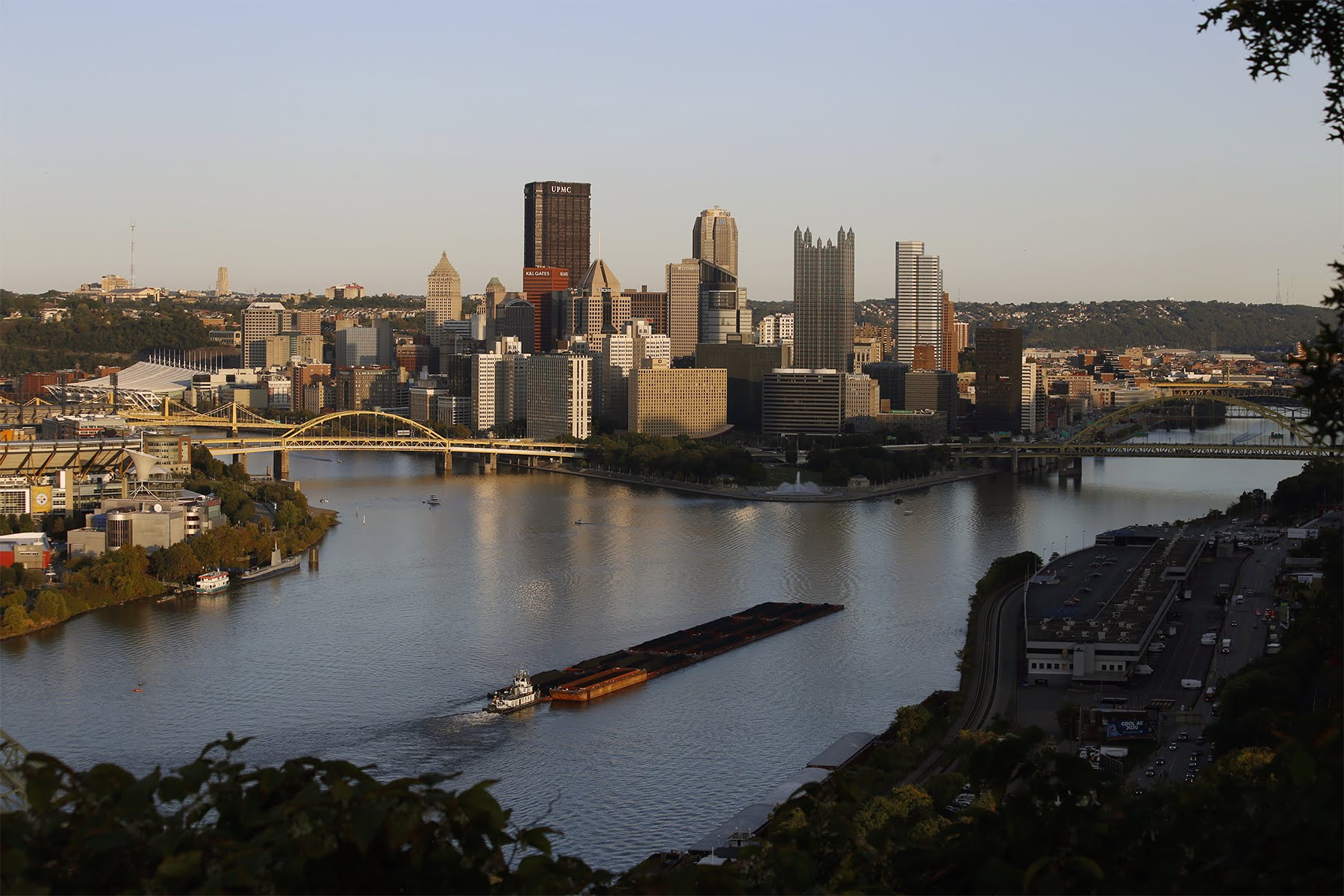 Could the Ohio River Have Rights?