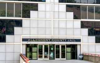 Webster - Allegheny County Jail