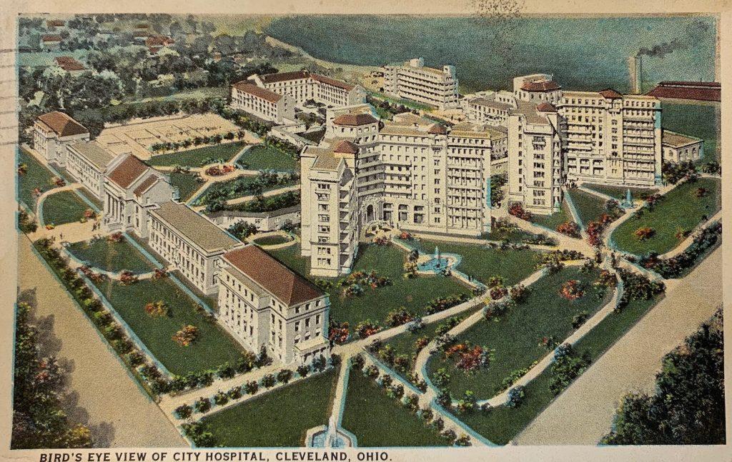 Cleveland City Hospital