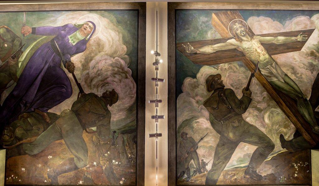 Vanka Mural 5