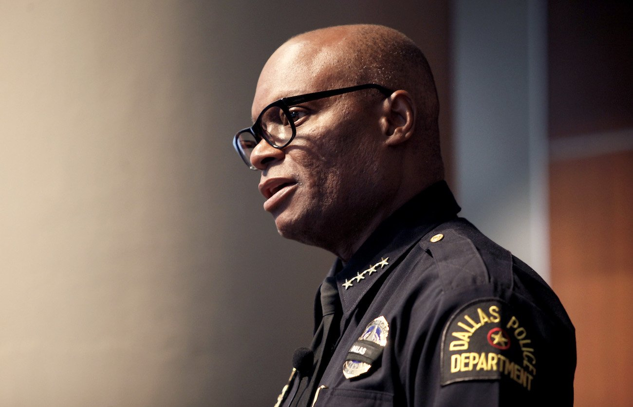 The Contradictions of a Progressive Police Chief