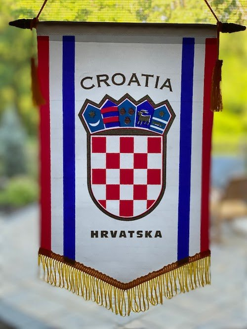 Mujic - Croatian Flag
