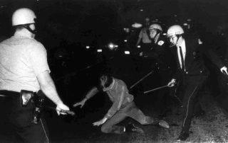 1968 DNC Chicago