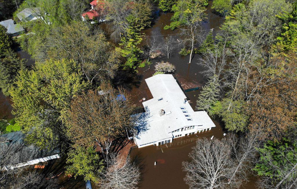 Midland Michigan Flood 2