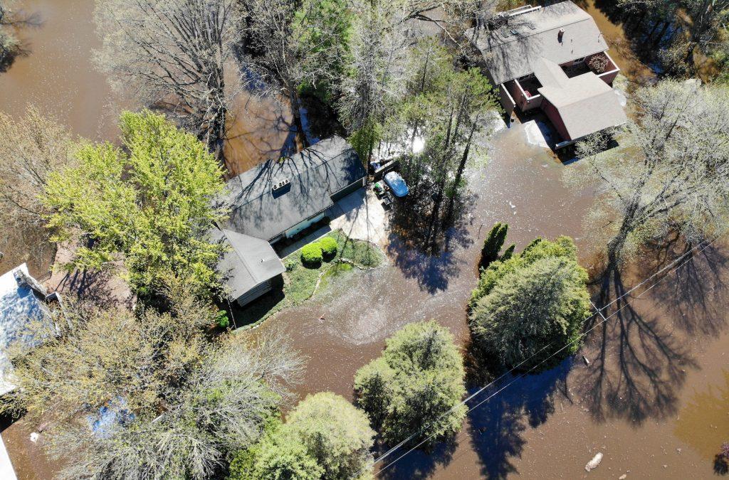 Midland Michigan Flood 4