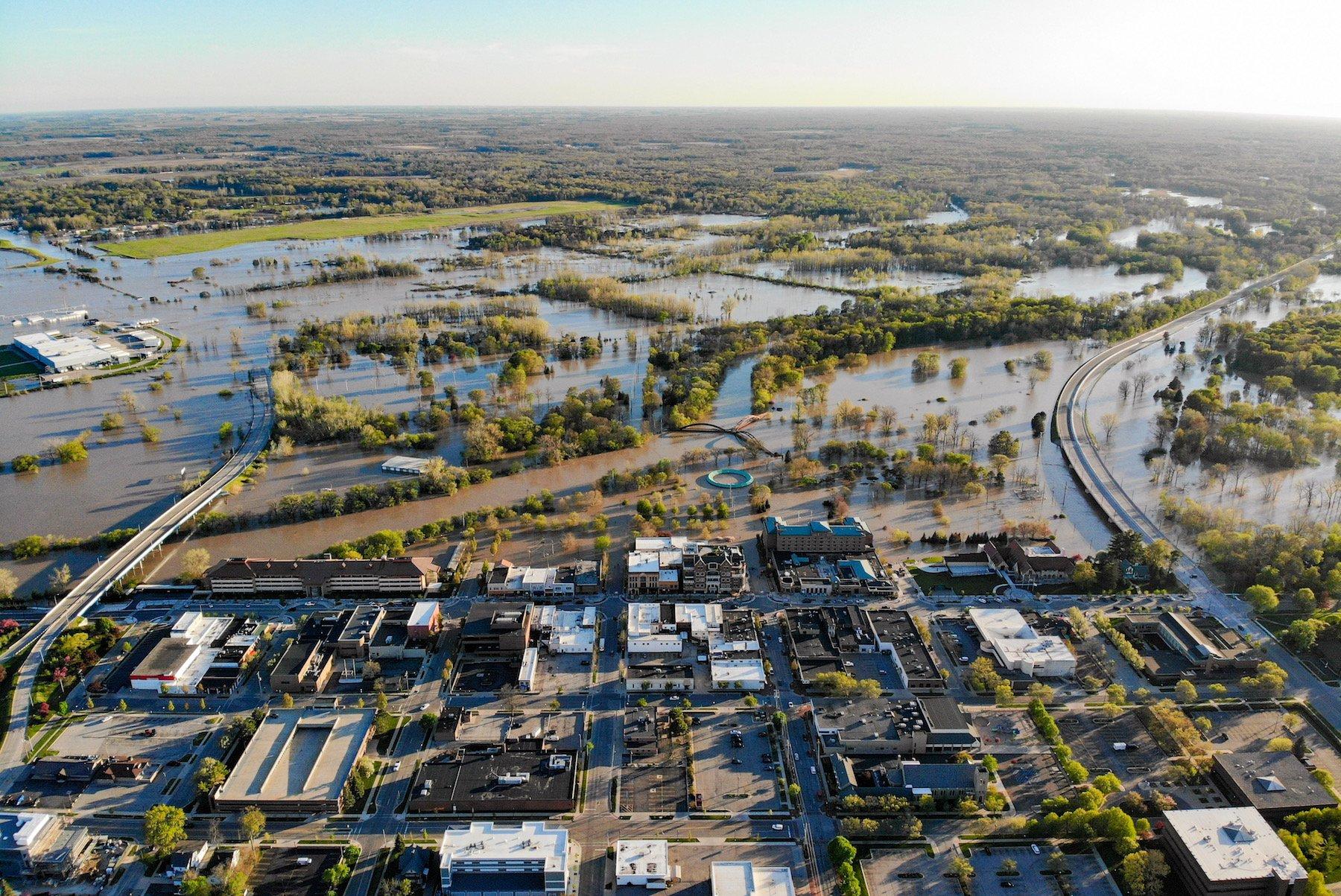 Midland Michigan Flood 5
