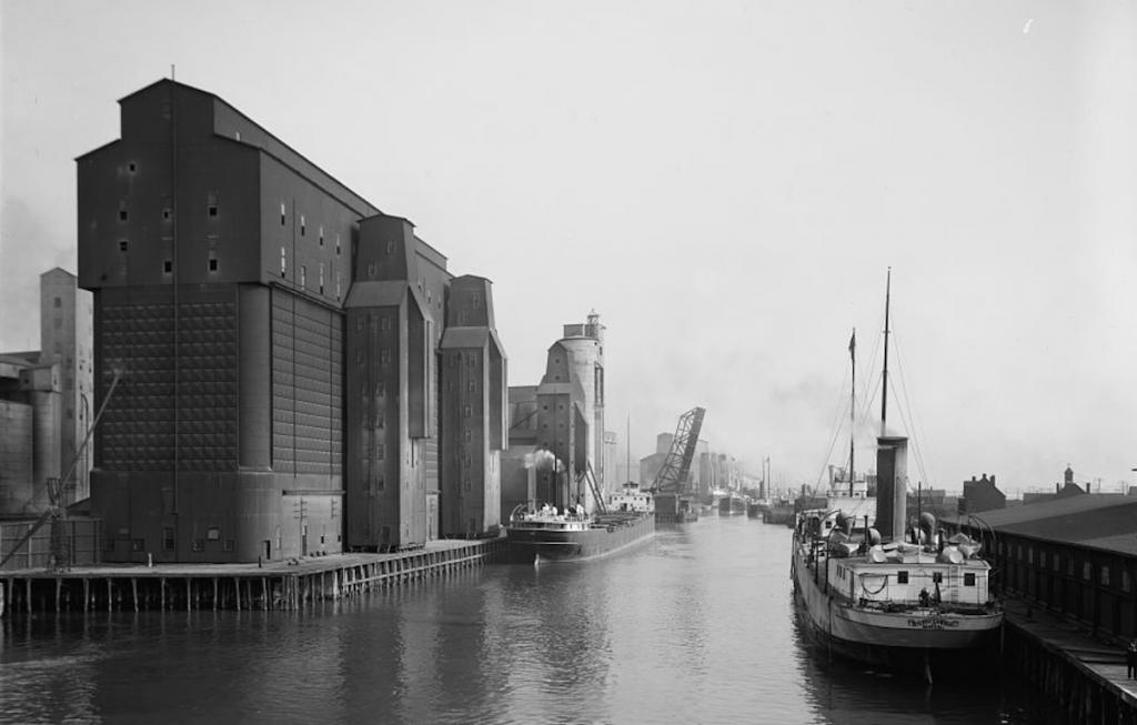 Buffalo Port