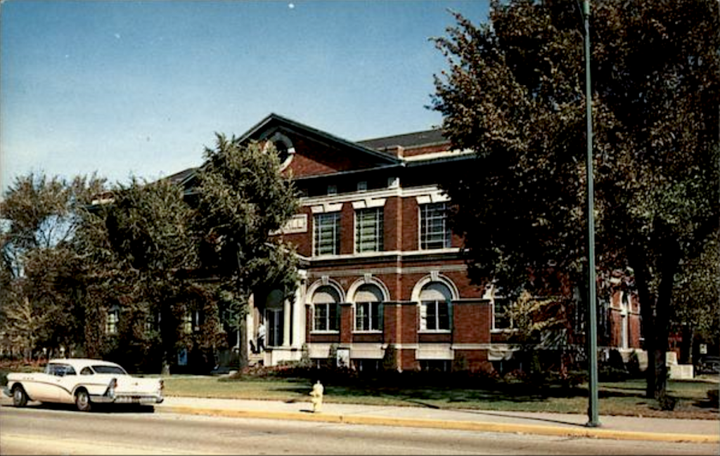 East Chicago City Hall