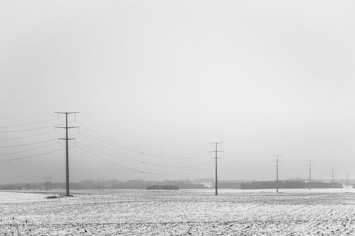 Wisconsin winter - Anne Marie Peterson