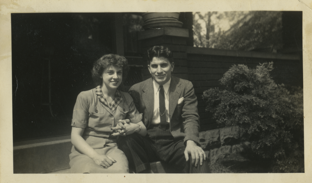 Virgil and Lucille Cantini