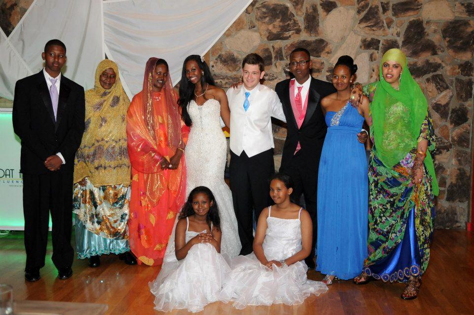Ali - Family photo