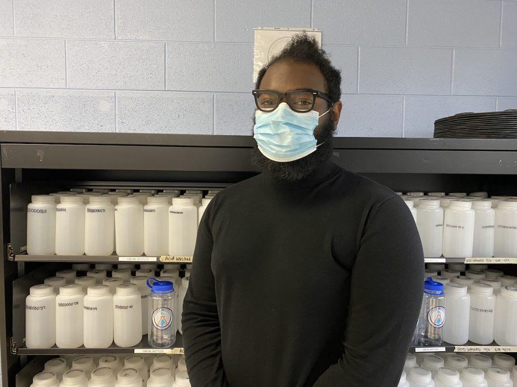 Flint Water Lab - 2