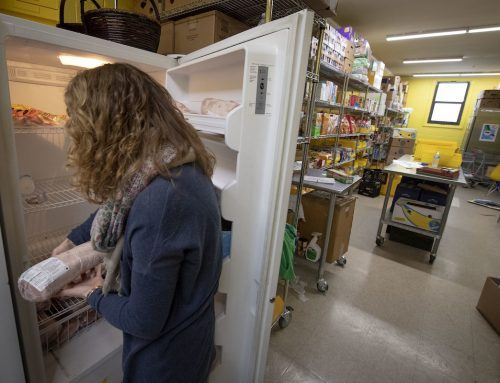 What It's Like to Work at a Food Pantry During the Pandemic