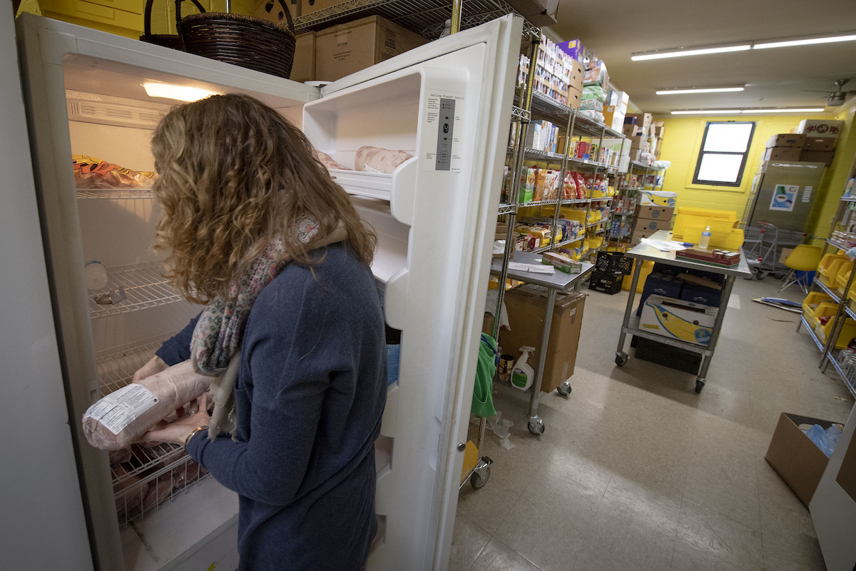 USDA - Chicago Food Pantry