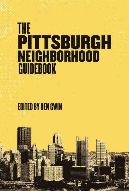 Pittsburgh Guidebook Cover