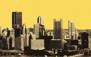 Pittsburgh Guidebook Cover